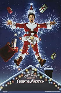 Trends International National Lampoon's Christmas Vacation - One Sheet Wall Poster, 22.375