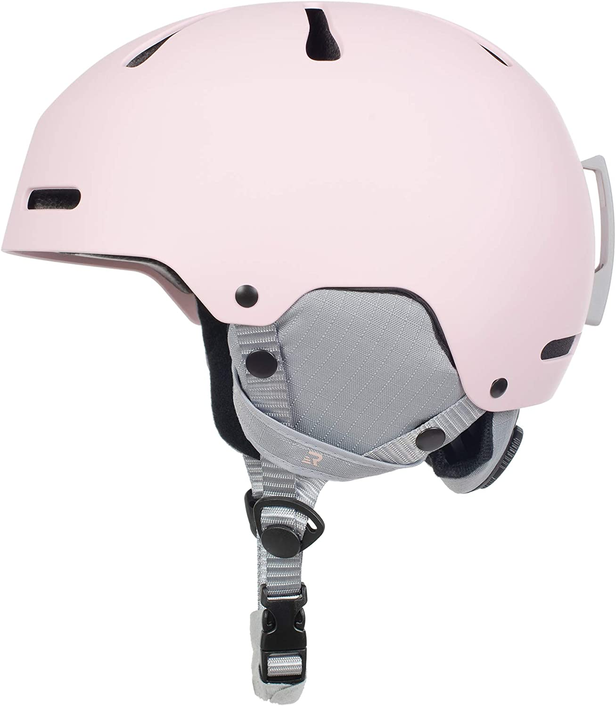 Retrospec Traverse H3 Adult Ski /& Snowboard Helmet with 10 Vents