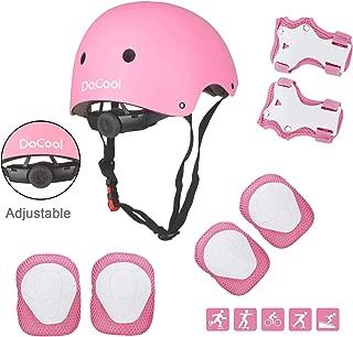 Best children's bike helmets and knee pads Reviews