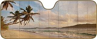 Vintage Surf Accordion Shade-Standard