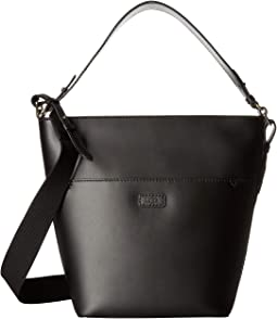 Libby Bucket Tote Leather