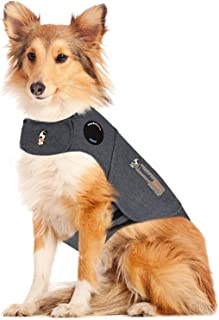ThunderShirt Dog Anxiety Jacket Grey - L