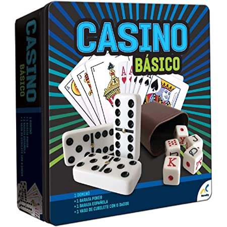 Novelty D-587 - Casino Básico