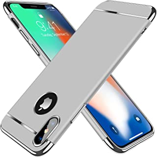TORRAS Lock Series iPhone X Case/iPhone Xs Case 3-in-1 Luxury [3rd Generation]..