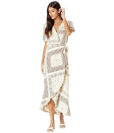 Bishop + Young Corsica Wrap Dress Women