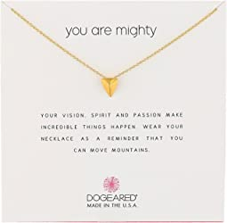 You Are Mighty, Pyramid Necklace