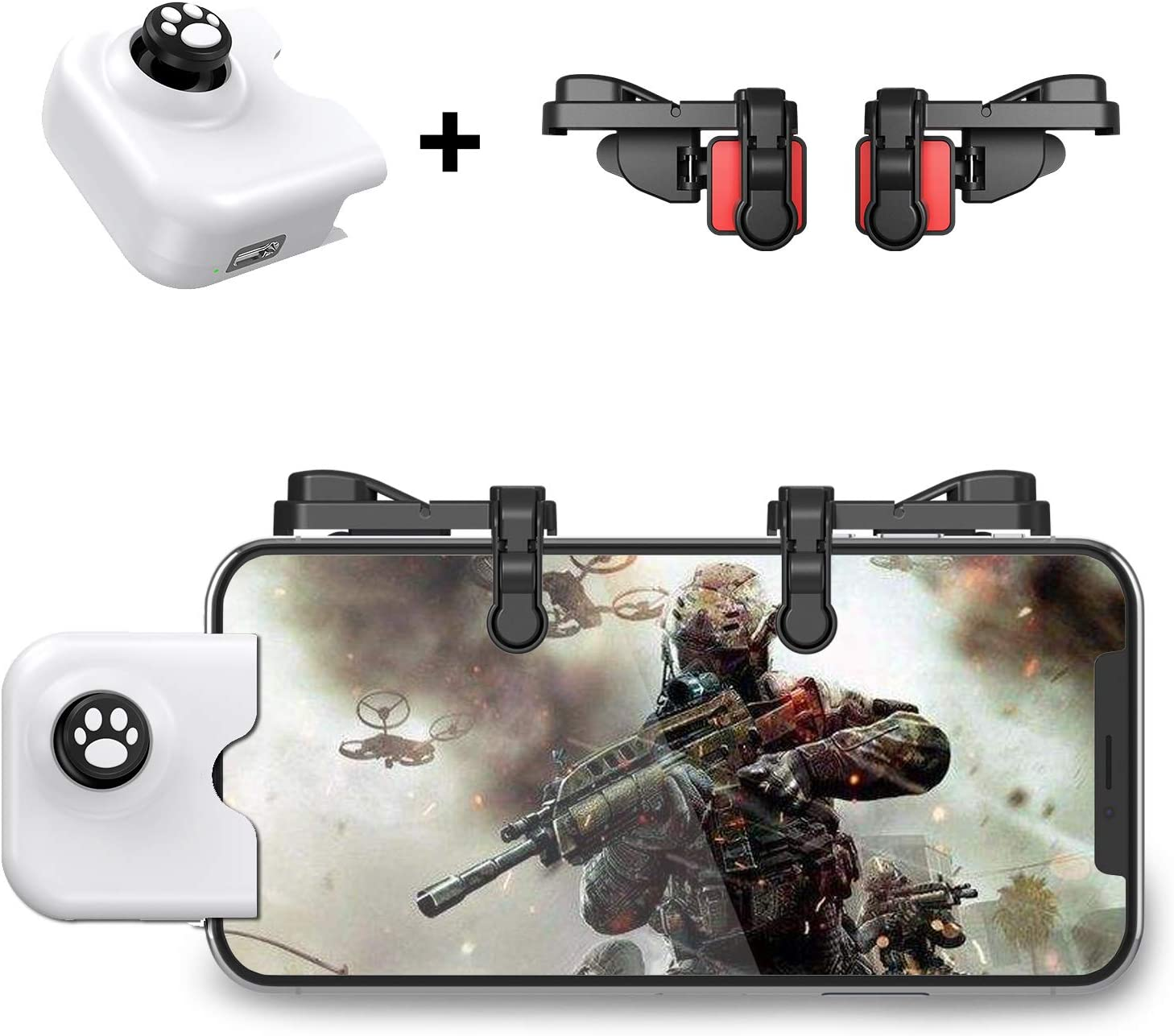 Mobile Game Elegant Controller for iPhone iOS or Popular shop is the lowest price challenge Gam IFYOO Later 13.4
