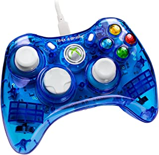 PDP Rock Candy Wired Controller for Xbox 360 - Blueberry Boo