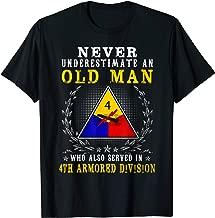 4th Armored Division Tshirt