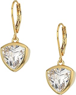 Cole Haan - Trillion Lever Back Earrings