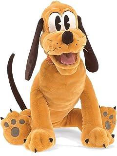 "Folkmanis Disney Pluto Character Hand Puppet, Gold, Black, 8"""