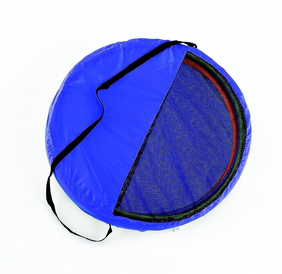 三番レンズ民間人Sportime フラフープ トートアンドストアバッグ 36インチ ブルー