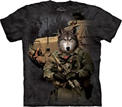 Mountain JTAC Lonewolf Adult Size T-Shirt