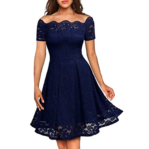 All Blue Wedding Dress: Amazon.com