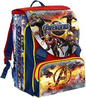 nuovo stile de03d 04012 Amazon.it: zaino avengers - Seven