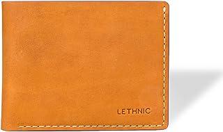 Lethnic Handmade Bifold Wallet For Men - Pasic