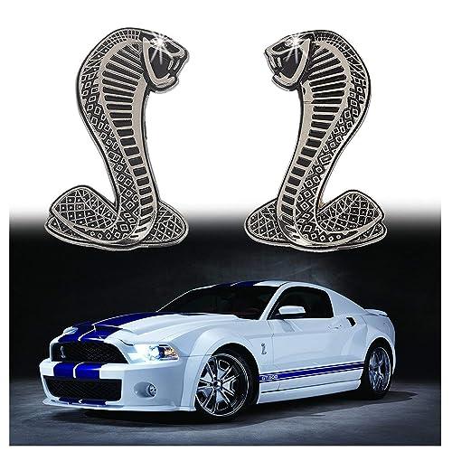 Seat Armour SA100COBB Black Ford Mustang Cobra Seat Protector Towel