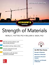 Schaums Outline of Strength of Materials Seventh Edition (Schaum's Outlines)
