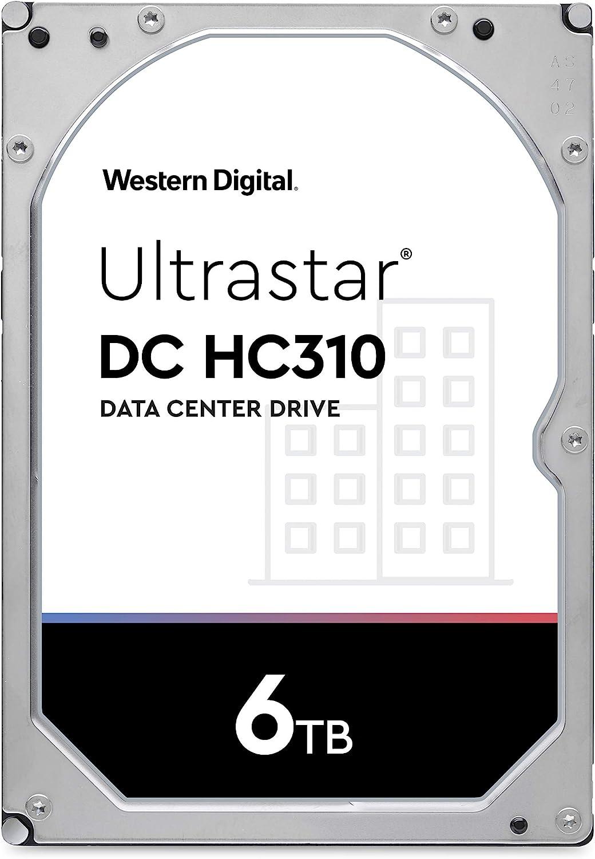 Disco Rigido Western Digital 6tb Ultrastar 3.5 7200 Rpm