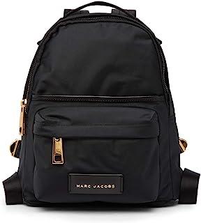 Nylon Varsity Small Backpack, Black