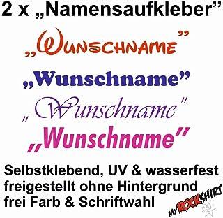 Suchergebnis Auf Amazonde Für Briefkasten Aufkleber Name