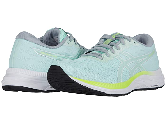 ASICS  GEL-Excite 7 (Mint Tint/White) Womens Running Shoes