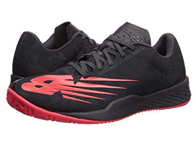 New Balance 896v3 (Black/Energy Red) Men
