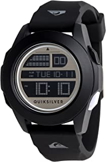 quiksilver watch mini drobe black