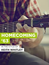 Homecoming '63