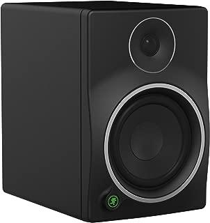 A pair of Mackie MR mk3 Series MR6mk3 6-Inch 2-Way Powered Studio Monitor
