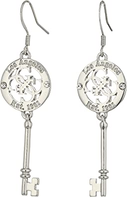 GUESS - Key Drop Earrings