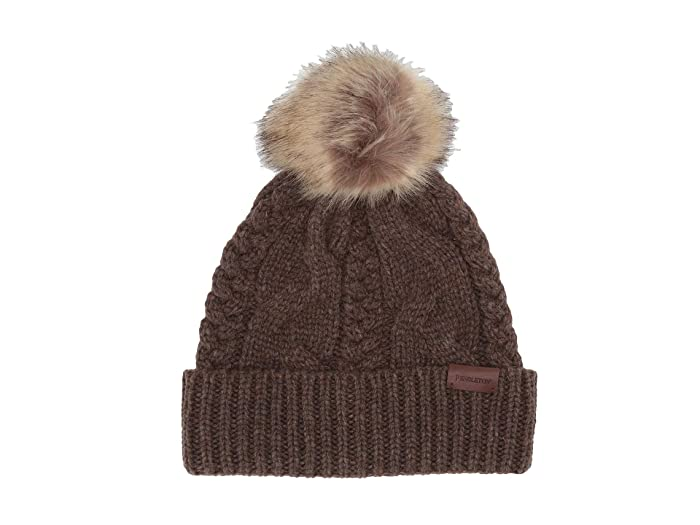Cable Hat (Nutmeg) Beanies