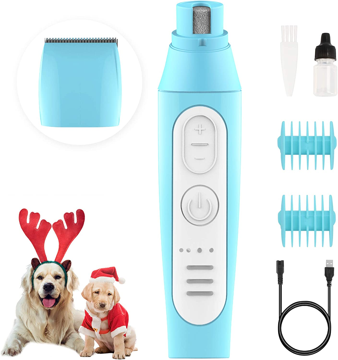 BABYLTRL Dog sale Nail Special price for a limited time Grinder Clippers in Pet 2 Grinde 1