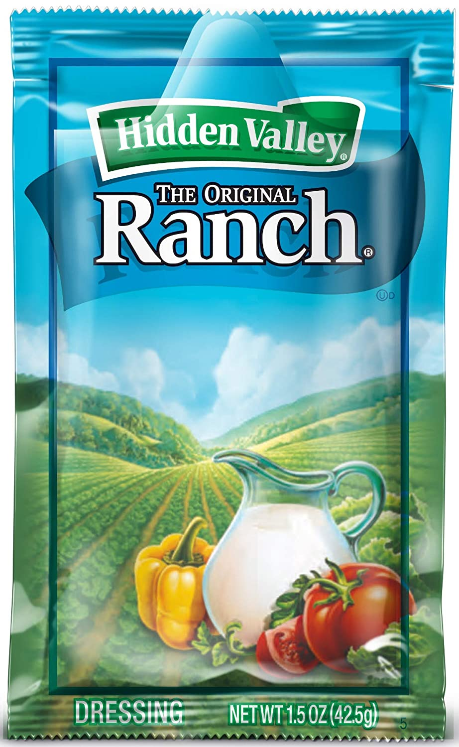 Hidden Valley Original Ranch Portion Dressing -- Ranking TOP14 2021new shipping free shipping Oz 84 1.5 Pack