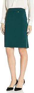 Women's Double-Weave Pencil Skirt
