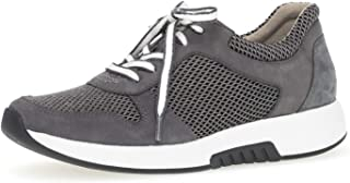 Gabor Damen Low-Top Sneaker, Frauen Halbschuhe,Wechselfußbett