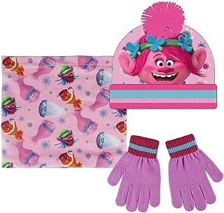 Berretto invernale Trolls Deep Navy Pink Poppy