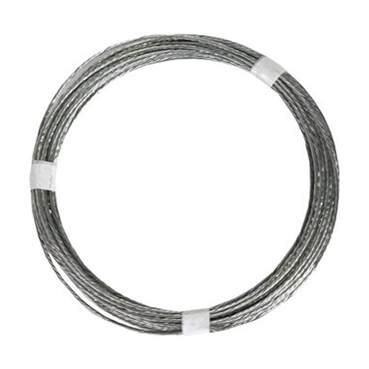 Koch A41165 16-Gauge by 100-Feet Steel Wire, Galvanized