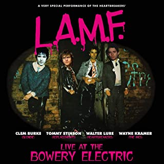 L.A.M.F. (Live at the Bowery Electric) [Analog]