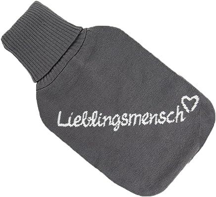 Out of the blue Wärmflasche, Lieblingsmensch preisvergleich bei geschirr-verleih.eu