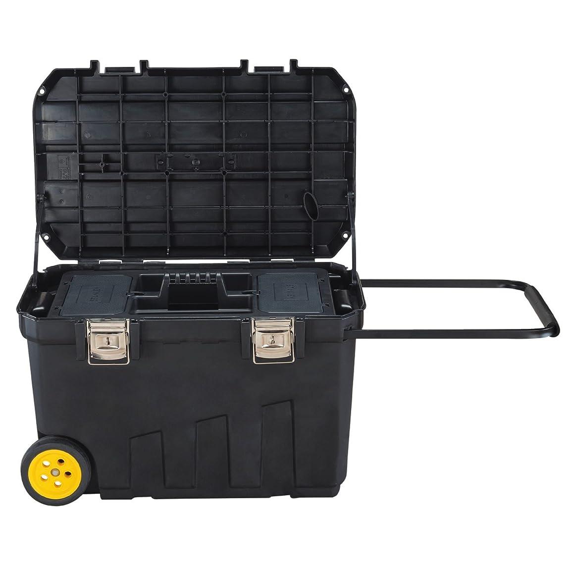 スナックメタルライン解凍する、雪解け、霜解けStanley 029025R 24 Gallon Mobile Chest by Stanley