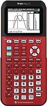 ماشین حساب Graphing Red Radical Texas Instruments TI-84 Plus CE