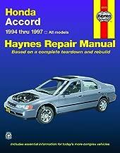 Honda Accord '94'97 (Haynes Repair Manuals)
