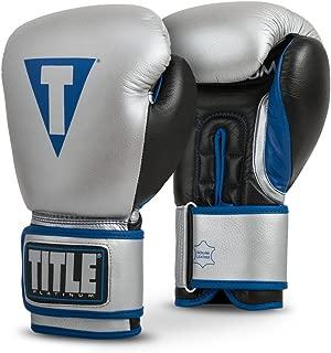Title Platinum Perilous Pro-Style Bag Gloves