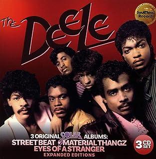 STREET BEAT / MATERIAL THANGZ / EYES OF A STRANGER: 3CD BOXSET