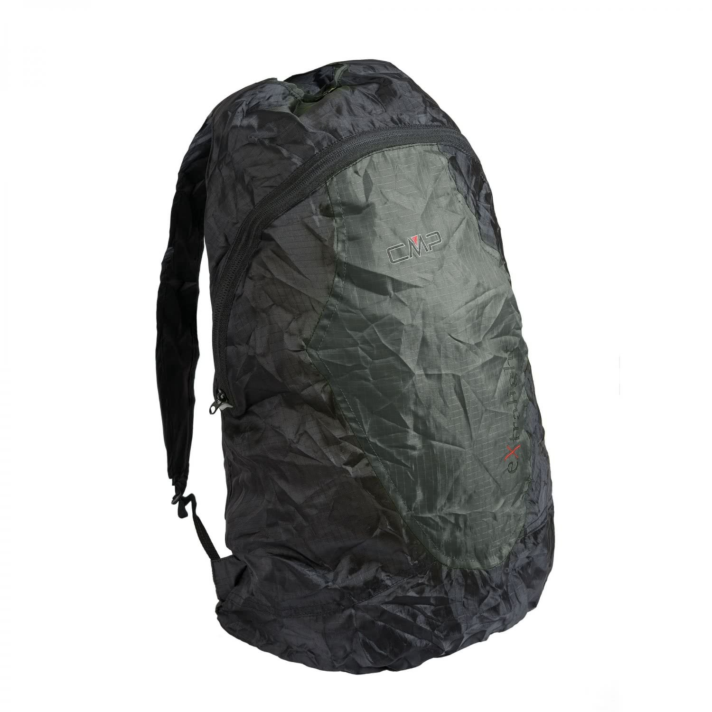 CMP Packable Rucksack, Nero-Antracite, U