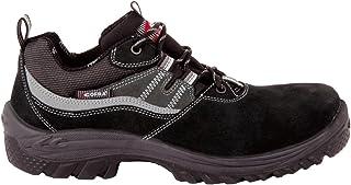 Cofra 63460-000.W46 Zapatos de Seguridad Mainz S1 P SRC Talla 46 en Negro, 56