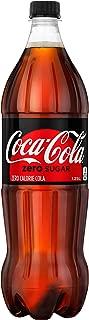 Coke Zero Sugar Diet Soda Soft Drink, 1.25 Liters