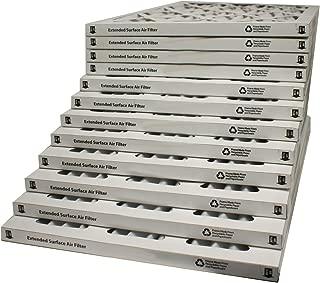 Sterling Seal FI-6501-SP1 Purolator Hi-E 40 Extended Surface Pleated Air Filter, Mechanical MERV 8, 16