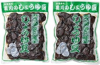 黒川加工食品 しょうゆ豆 2個セット 400g×2
